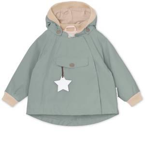 Bilde av Wai jakke fleece Chinois Green fra Mini A Ture
