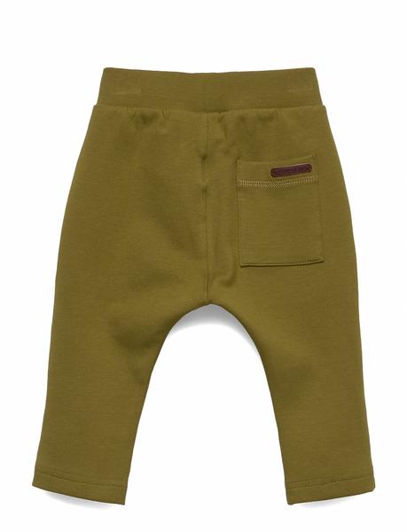 Palo B Dark Olive bukse fra MarMar