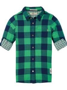 Bilde av Bonded Shirt  Regular fit fra Scotch Shrunk