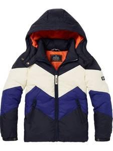 Bilde av Colour Block Jacket fra Scotch Shrunk