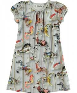 Bilde av Jente kjole Camellia Carousel fra Molo