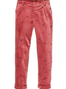 Bilde av Velvet Embroidered Trousers fra Scotch R'belle