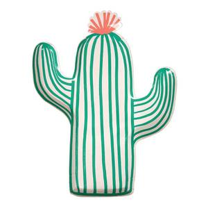 Bilde av Papptallerken kaktus 12 stk fra Meri Meri