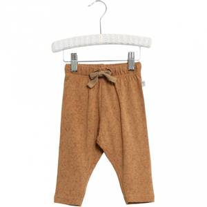 Bilde av Baby basic bukser Nicklas i fargen caramel animals fra