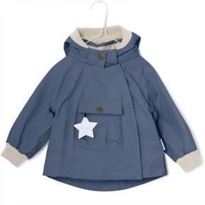 Bilde av Wai jakke med spiss hette flintstone fra Mini A Ture