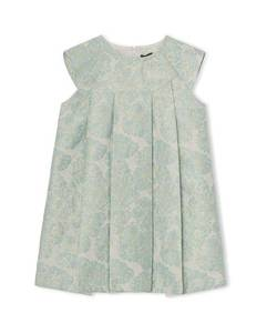 Bilde av Jente kjole Kenzie i aqua foam green fra Mini A Ture
