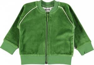 Bilde av Baby jogge jakke Dima i field green fra Molo