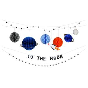 Bilde av Garland To the moon fra Meri Meri