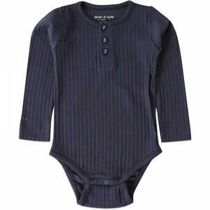 Bilde av Baby gutt body Matias sky captain blue fra Mini A Ture  070