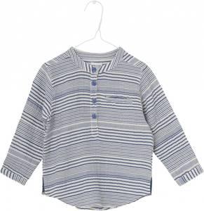 Bilde av Gutt skjorte Lai i true navy fra Mini A Ture
