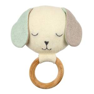 Bilde av Baby rangle hund fra Meri Meri