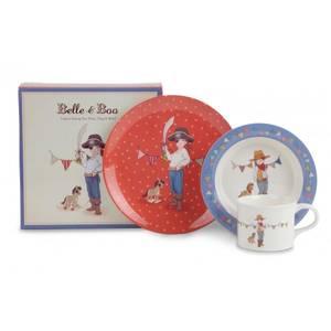 Bilde av Melamin gavesett i Ellis fra Belle & Boo