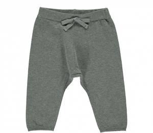 Bilde av Baby bukser Pilu ull bomull blanding Green Melange fra