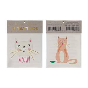 Bilde av Tattoo katter fra Meri Meri