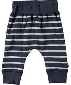 Bilde av Baby gutt kosebukse Sammy melange stripe fra Molo
