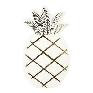Bilde av Servietter ananas 16 stk fra Meri Meri