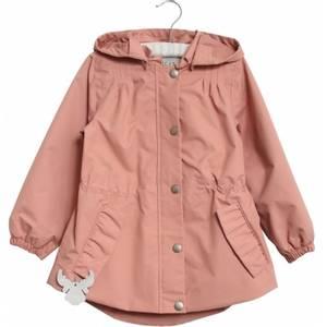 Bilde av Jente jakke Elma i soft rouge fra Wheat