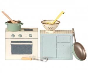 Bilde av Cooking set fra Maileg
