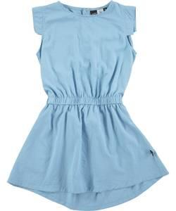 Bilde av Jente kjole Chrisette i hazy blue fra Molo