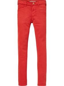 Bilde av Cotton Stretch Trousers Super skinny fit fra Scotch R'belle