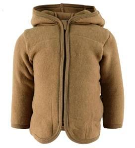 Bilde av Bommulds fleece jakke Ocre Jackie fra Huttelihut