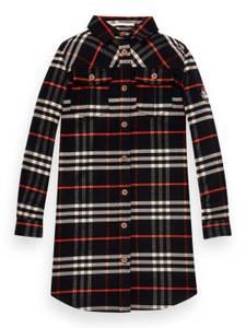 Bilde av Checked Shirt Dress fra Scotch R`Belle