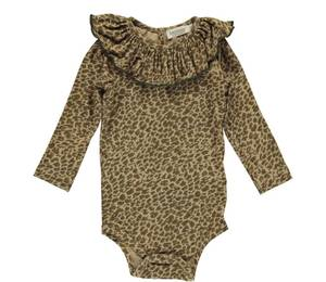 Bilde av Baby body Berta i Leather Leo fra MarMar