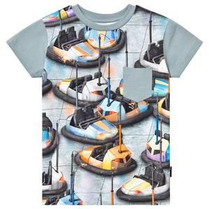 Bilde av Gutt t-shirt Roman bumper car fra Molo