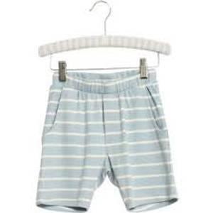 Bilde av Baby gutt shorts Aske i sky fra Wheat