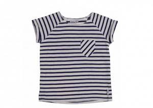 Bilde av Sigge stripet t-skjorte fra ebbe