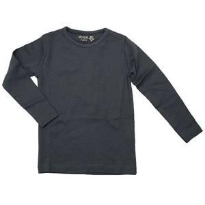 Bilde av Basic baby navy genser fra Wheat
