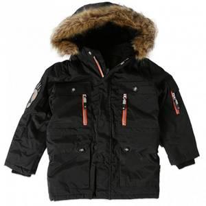Bilde av Vinter-Parker black jakke fra Molo