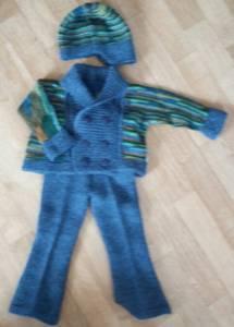 Bilde av Dress i alpakka