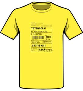 Bilde av JETSKI! gul XXXL