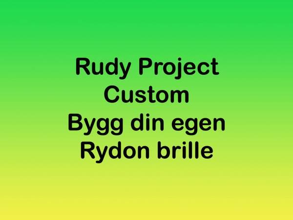 Bilde av Rudy Project Rydon Custom