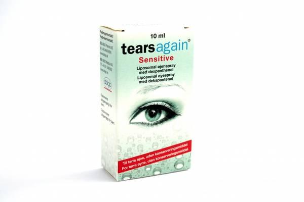 Bilde av Tears again