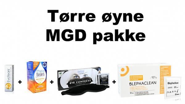 Bilde av MGD pakke