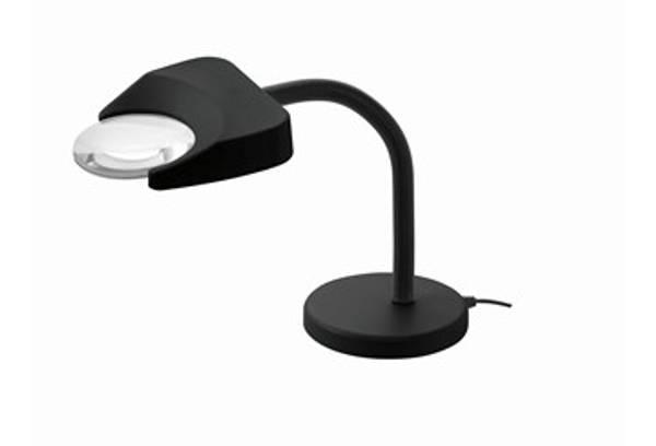 Bilde av Bordlampe med lupe