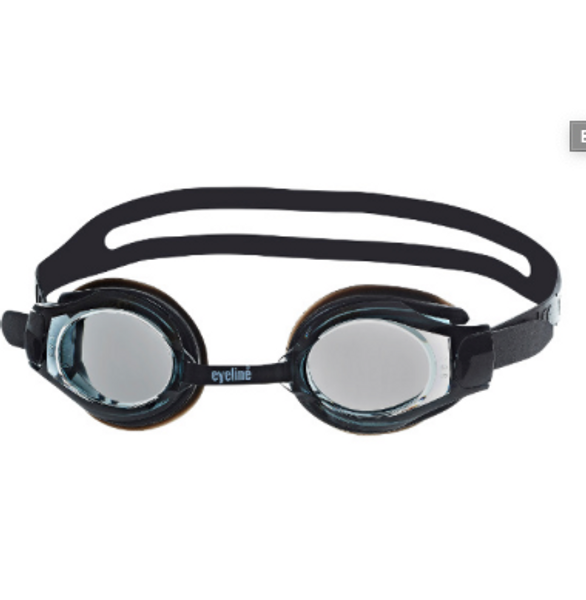Bilde av Svømmebriller med filter