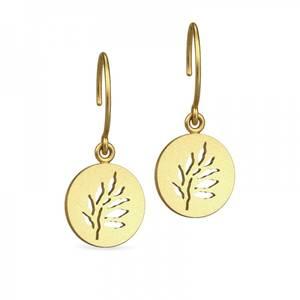 Bilde av Julie Sandlau Signature Earring Gold