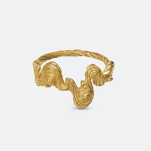 Image of Maanesten Leto Ring Gold