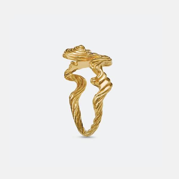 Maanesten Leto Ring Gold