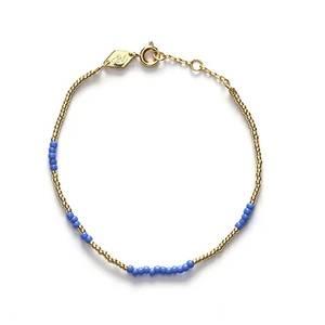 Bilde av Anni Lu Asym Bracelet Blue