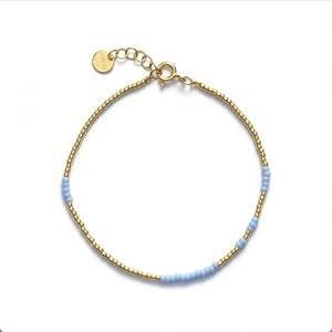Bilde av Anni Lu Asym Bracelet Light Blue