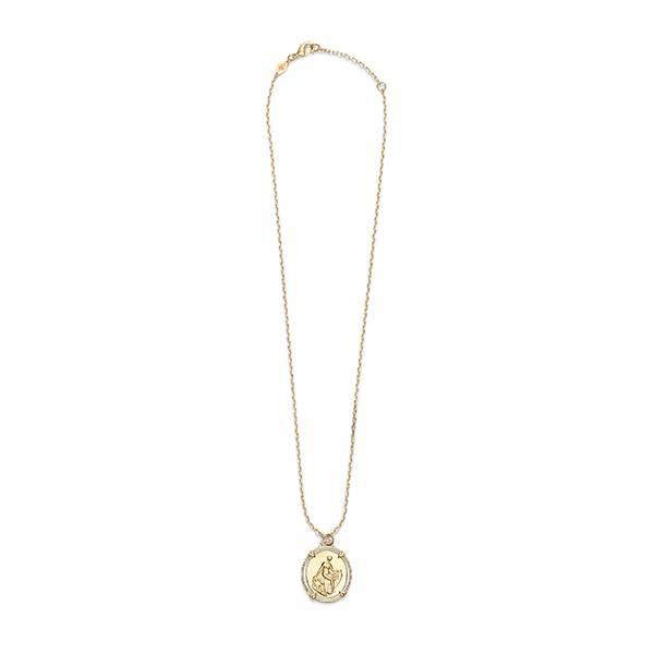 Anni Lu Born To Love Necklace