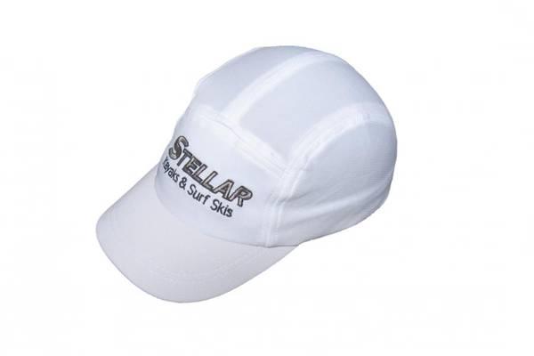 STELLAR caps, hvit