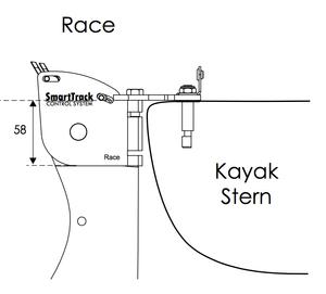 Bilde av Smarttrack Housing Race - rorhus m/ bayonet pin