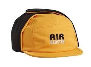 "Bilde av AIRBLASTER ""AIR FLAP CAP"" SUNGOLD"