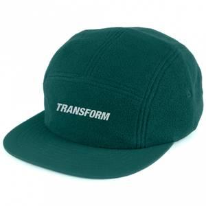 """Bilde av TRANSFORM """"FLEECE CAP TEAL"""""""