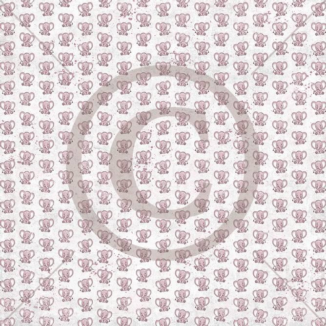 Bilde av PD 1900329 Elefant, rosa